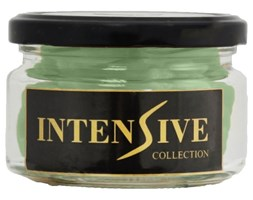 INTENSIVE COLLECTION Scented Wax In Jar S3 wosk zapachowy w słoiku - Apple Cocoa Crumble