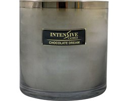 INTENSIVE COLLECTION 100% Soy Wax Luxury Candle Glass XXL1 luksusowa świeca zapachowa sojowa w szkle - Chocolate Dream
