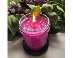 INTENSIVE COLLECTION Vegetable Wax Candle A2 naturalna świeca zapachowa w słoiku - Vanilla & Coco