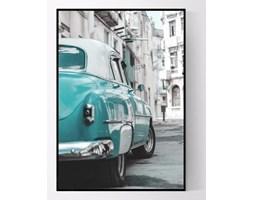 Plakat Kubański samochód