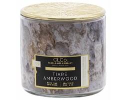Candle-lite CLCo świeca zapachowa drewniany knot 396 g - Jasmine Oud