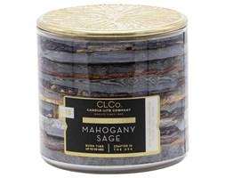 Candle-lite CLCo świeca zapachowa drewniany knot 396 g - Mahogany Sage