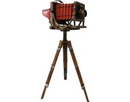 RETRO replika aparatu fotograficznego, 61x33x29 cm