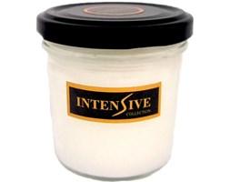 INTENSIVE COLLECTION Vegetable Wax Candle A2 naturalna świeca zapachowa w słoiku - Marzipan & Almond