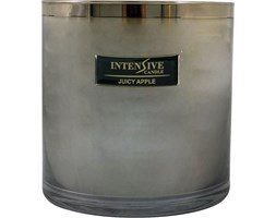INTENSIVE COLLECTION 100% Soy Wax Luxury Candle Glass XXL1 luksusowa świeca zapachowa sojowa w szkle - Juicy Apple