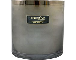 INTENSIVE COLLECTION 100% Soy Wax Luxury Candle Glass XXL1 luksusowa świeca zapachowa sojowa w szkle - Pine Needle