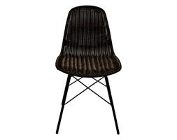Zestaw 2 krzeseł z syntetycznego rattanu RGE Kummin