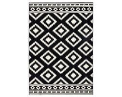 Czarny dywan Hanse Home Gloria Ethno, 160x230 cm