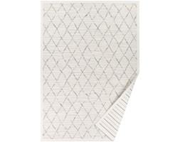 Biały dywan dwustronny Narma Vao, 70x140 cm