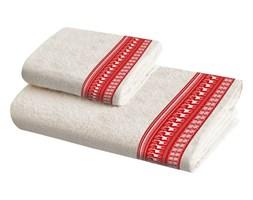 Zestaw 2 ręczników bawełnianych Crido Consulting Scandi Deer