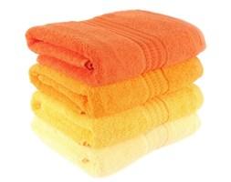 Zestaw 4 ręczników Rainbow Daisy, 70x140 cm