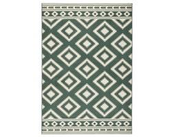 Zielony dywan Hanse Home Gloria Ethno, 80x150 cm