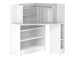 Białe biurko narożne TemaHome Archi