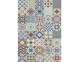 Niebieski dywan Universal Azulejos, 80x150 cm