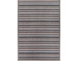 Szary dywan dwustronny Narma Liiva Linen, 80x250 cm