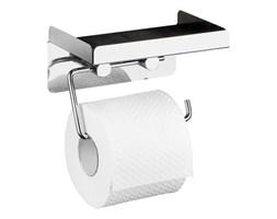 Samoprzyczepny uchwyt na papier toaletowy 2w1 Wenko