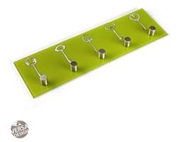 Zielony wieszak ścienny na klucze Versa Llaves