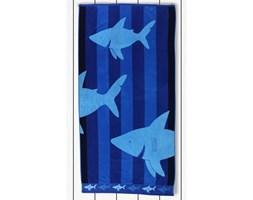 Bawełniany ręcznik kąpielowy DecoKing Sharky, 80x180 cm