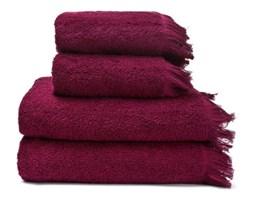 Zestaw 2 bordowych ręczników i 2 ręczników kąpielowych ze 100% bawełny Bonami, 50x90+70x140 cm