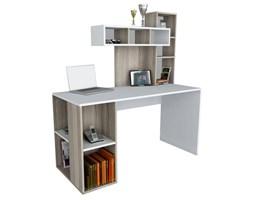 Białe biurko Coral