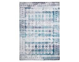 Dywan plamoodporny Floorita Kilim Ivory Aqua, 160x230 cm