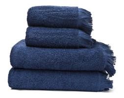 Zestaw 2 granatowych ręczników i 2 ręczników kąpielowych ze 100% bawełny Bonami, 50x90+70x140 cm