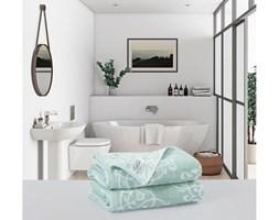 Zestaw 2 ręczników bawełnianych Descano Rassano Mento, 70x140 cm