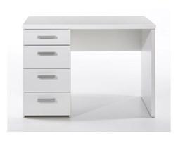 Białe biurko Evergreen House Simple