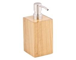 Dozownik do mydła z drewna dębowego Wireworks Mezza