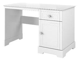 Białe biurko dziecięce s szufladami BELLAMY Marylou