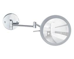 Kosmetyczne lusterko ścienne z oświetleniem LED Wenko Aura