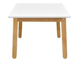 Białe biurko dziecięce BELLAMY Woody