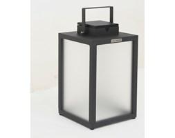 TINKA TRADITION-Lampa zewnętrzna LED akumulatorowa i solarna Aluminium Wys.40cm