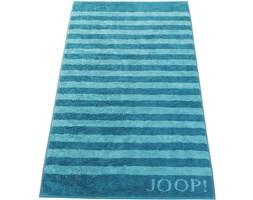 Ręcznik 150x80 cm Classic Stripes turkusowy