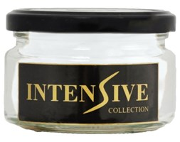 INTENSIVE COLLECTION Scented Wax In Jar S3 wosk zapachowy w słoiku - White Flowers
