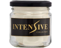 INTENSIVE COLLECTION Scented Wax In Jar S2 wosk zapachowy w słoiku - White Flowers