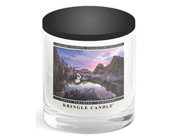 Kringle Candle - Sardegna - Tumbler (411g) z 2 knotami