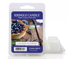 "Kringle Candle - Lavender Blueberry - Wosk zapachowy ""potpourri"" (64g)"