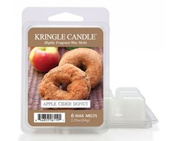 "Kringle Candle - Apple Cider Donut - Wosk zapachowy ""potpourri"" (64g)"