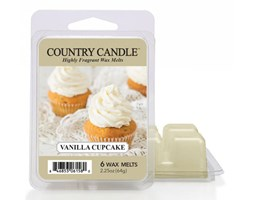 """Country Candle - Vanilla Cupcake - Wosk zapachowy """"potpourri"""" (64g)"""