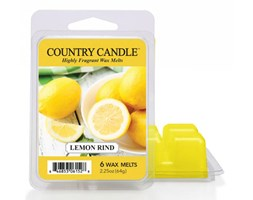 """Country Candle - Lemon Rind - Wosk zapachowy """"potpourri"""" (64g)"""