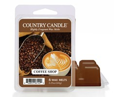 "Country Candle - Coffee Shop - Wosk zapachowy ""potpourri"" (64g)"