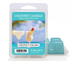 "Country Candle - Coconut Colada - Wosk zapachowy ""potpourri"" (64g)"