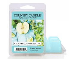 "Country Candle - Cilantro, Apple & Lime - Wosk zapachowy ""potpourri"" (64g)"