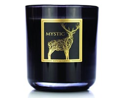 Kringle Candle - Mystic - Tumbler (340g) z 2 knotami