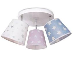 Trójkolorowa lampa sufitowa koło Stars III