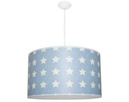 Niebieska lampa wisząca Stars