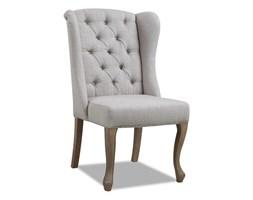 Krzesło pikowane Elros Miloo Home szare kod: ML2851