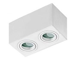 Azzardo Plafon łazienkowy BRANT 2 SQUARE AZ2823 IP44 biały Azzardo