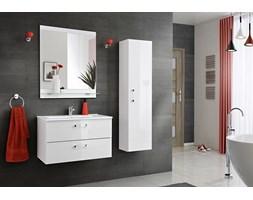 Zestaw mebli łazienkowych Adel 60 cm biały połysk